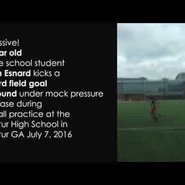 Kriston Esnard - Video 1