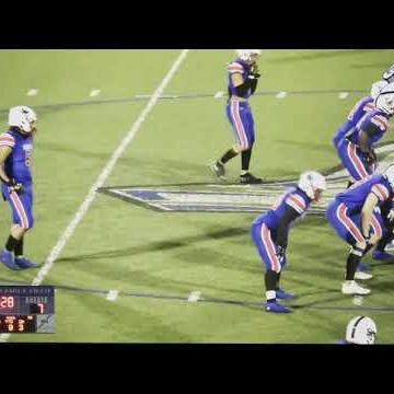 Daniel Holbrook - Video 1