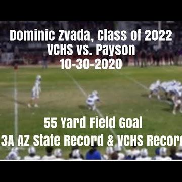 Dominic Zvada - Video 1