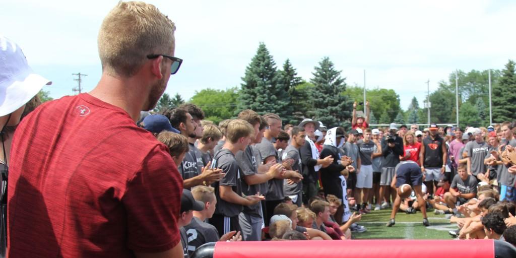 Blaine Sidders Camp Photo